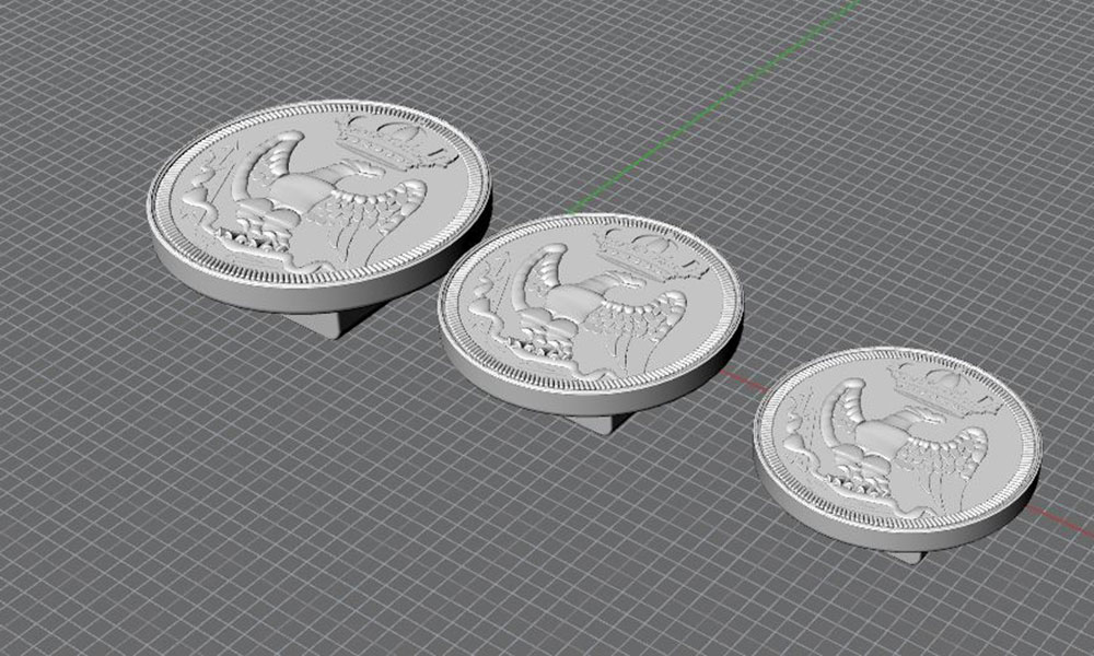 3D Printing - Costume Buttons