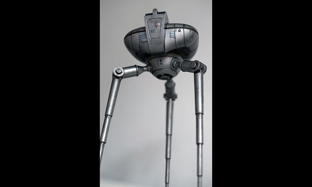 3D Printing - Martian Walking Machine