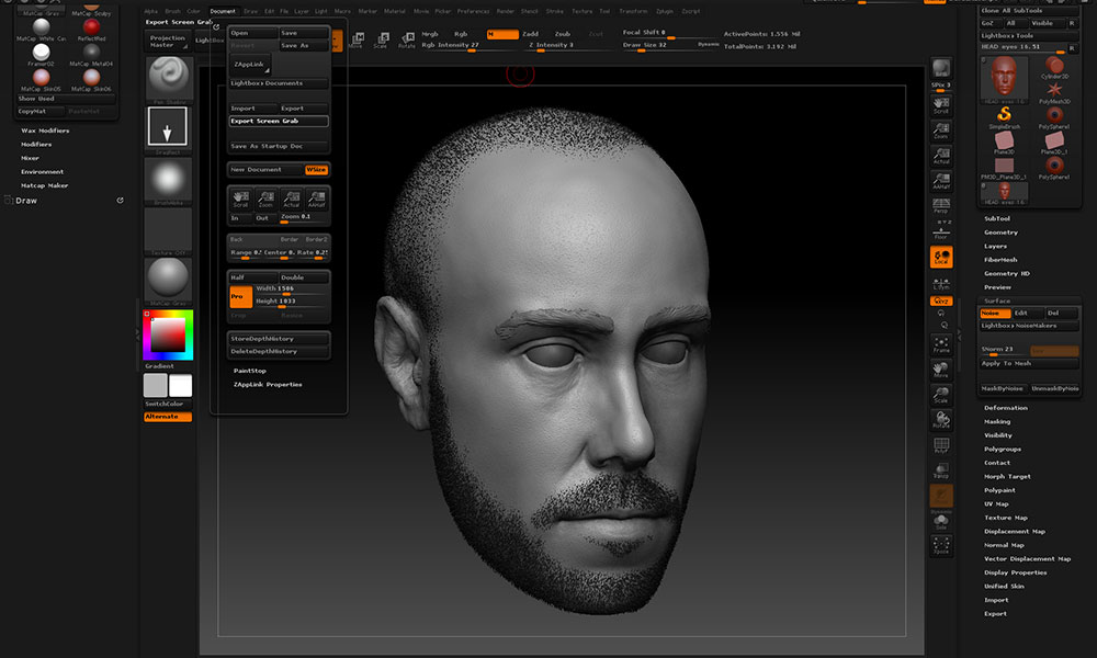 3D Printing - Andre Head